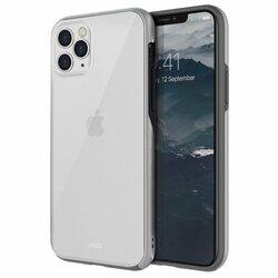 Husa iPhone 11 Pro Max Uniq Vesto Hue - Silver