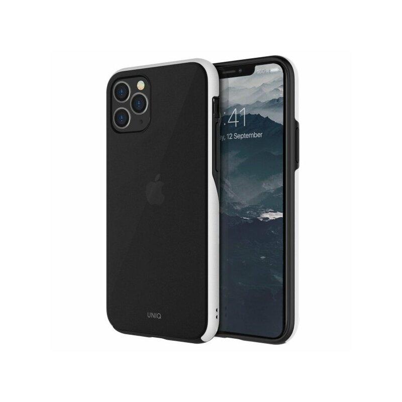 Husa iPhone 11 Pro Max Uniq Vesto Hue - White