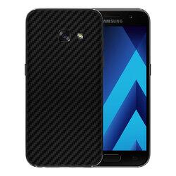 Skin Samsung Galaxy A3 2016 A310 - Sticker Mobster Autoadeziv Pentru Spate - Carbon Black