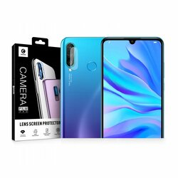 Folie Sticla Camera Huawei P30 Lite Mocolo Back Lens 9H - Clear