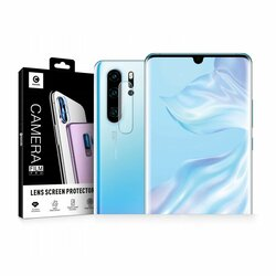 Folie Sticla Camera Huawei P30 Pro Mocolo Back Lens 9H - Clear