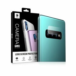 Folie Sticla Camera Samsung Galaxy S10 Mocolo Back Lens 9H - Clear