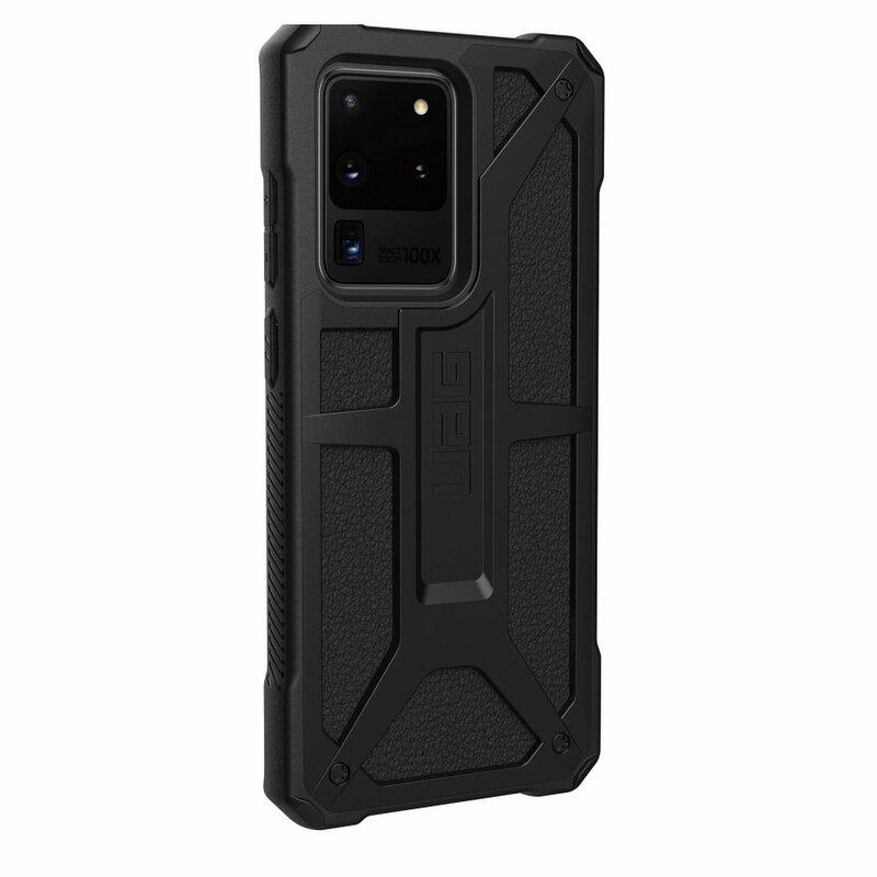Husa Samsung Galaxy S20 Ultra UAG Monarch Series - Black