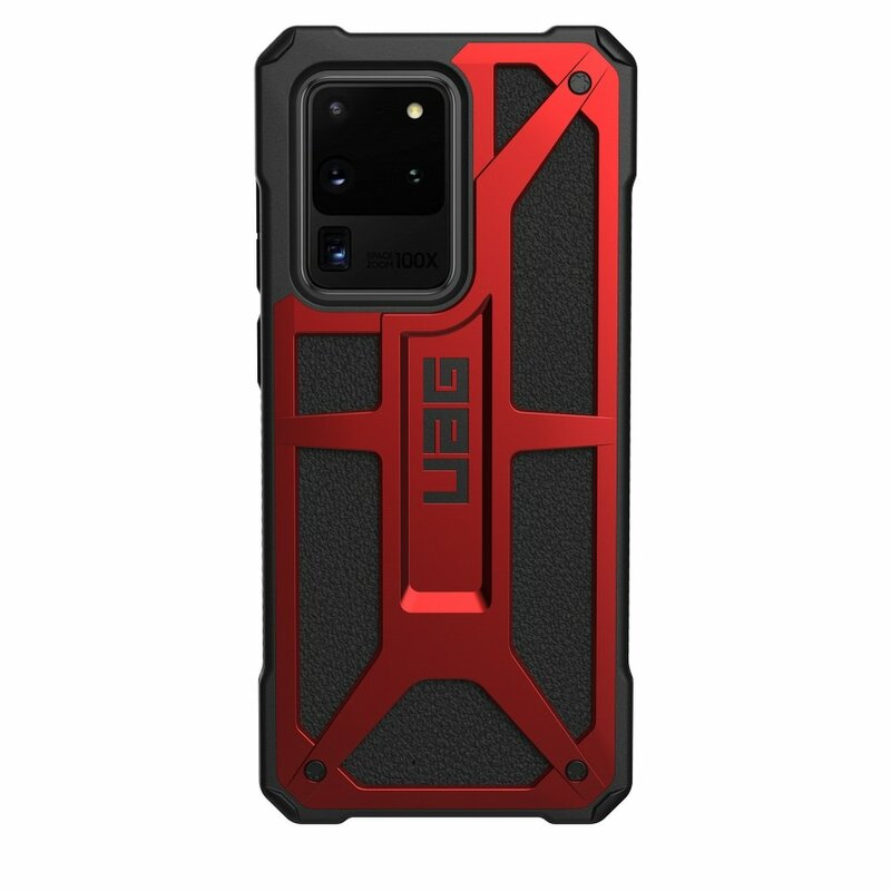 Husa Samsung Galaxy S20 Ultra UAG Monarch Series - Crimson
