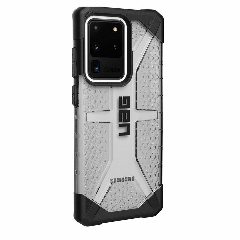 Husa Samsung Galaxy S20 Ultra UAG Plasma Series - Ice