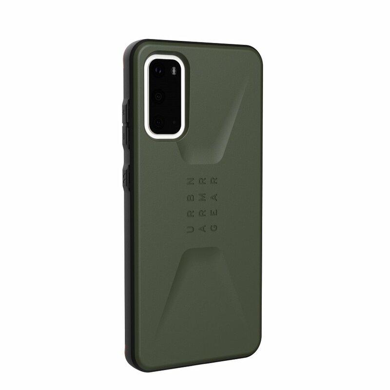 Husa Samsung Galaxy S20 UAG Civilian Series -  Olive Drab