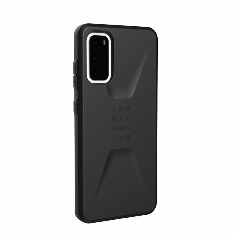Husa Samsung Galaxy S20 UAG Civilian Series - Black