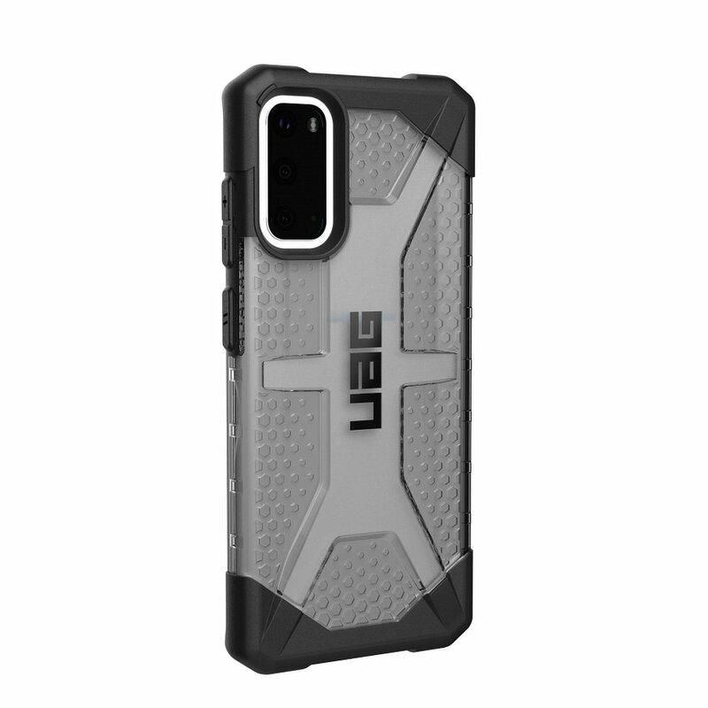 Husa Samsung Galaxy S20 UAG Plasma Series - Ash