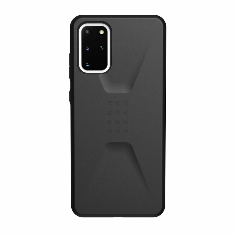 Husa Samsung Galaxy S20 Plus UAG Civilian Series - Black