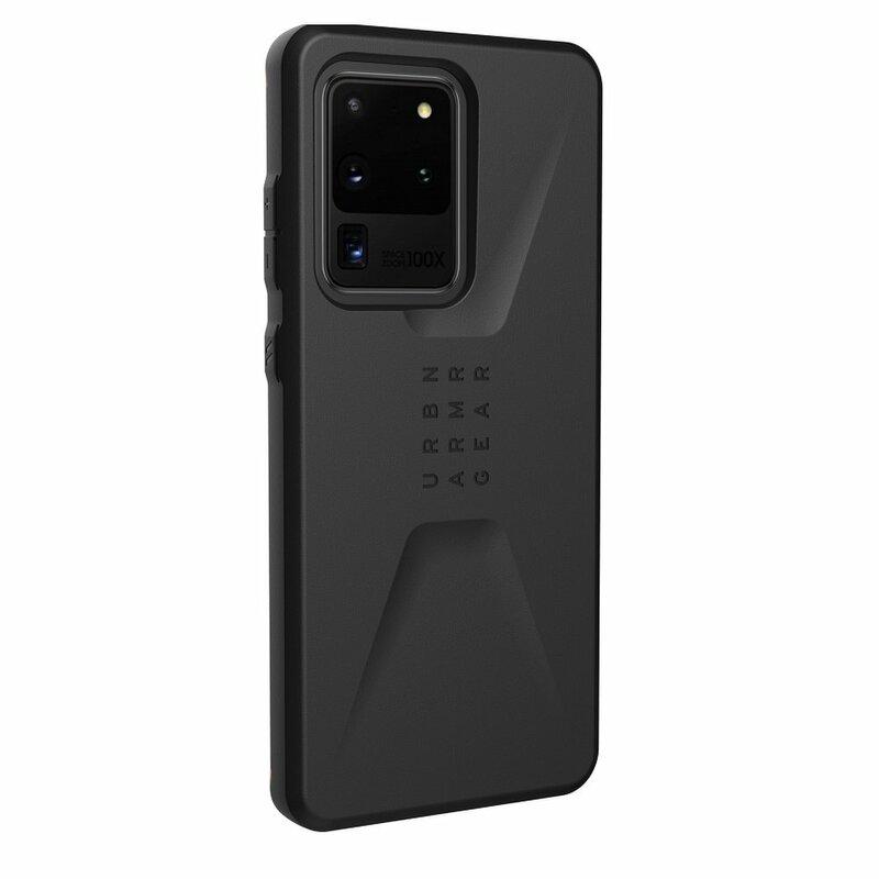 Husa Samsung Galaxy S20 Ultra UAG Civilian Series - Black