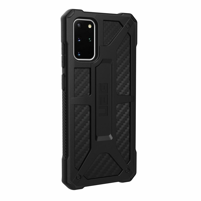 Husa Samsung Galaxy S20 Plus UAG Monarch Series - Carbon Fiber
