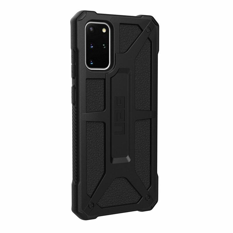 Husa Samsung Galaxy S20 Plus UAG Monarch Series - Black