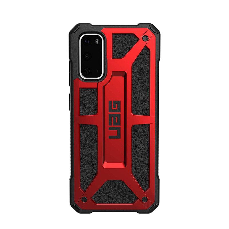 Husa Samsung Galaxy S20 UAG Monarch Series - Crimson
