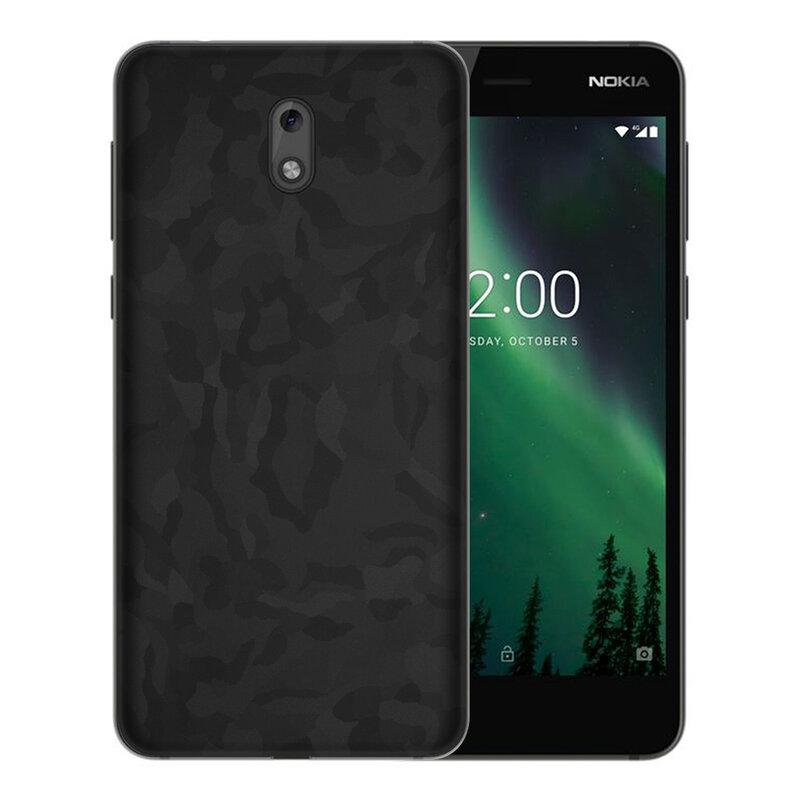 Skin Nokia 2 - Sticker Mobster Autoadeziv Pentru Spate - Camo