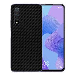 Skin Huawei Nova 6 - Sticker Mobster Autoadeziv Pentru Spate - Carbon Black