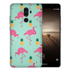Skin Huawei Mate 9 - Sticker Mobster Autoadeziv Pentru Spate - Flamingo