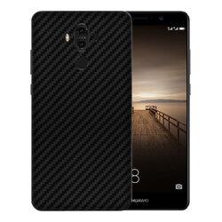 Skin Huawei Mate 9 - Sticker Mobster Autoadeziv Pentru Spate - Carbon Black