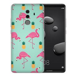 Skin Huawei Mate 10 Pro - Sticker Mobster Autoadeziv Pentru Spate - Flamingo