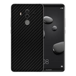 Skin Huawei Mate 10 Pro - Sticker Mobster Autoadeziv Pentru Spate - Carbon Black