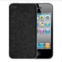 Skin iPhone 4S - Sticker Mobster Autoadeziv Pentru Spate - Camo