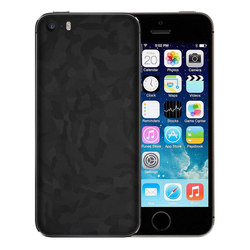 Skin iPhone 5S - Sticker Mobster Autoadeziv Pentru Spate - Camo