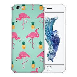 Skin iPhone 6 Plus - Sticker Mobster Autoadeziv Pentru Spate - Flamingo