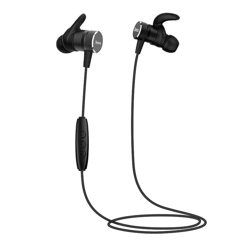 Casti In-Ear Hoco ES8 Nimble Wireless Headset Bluetooth Earphone Sporting Stereo - Negru