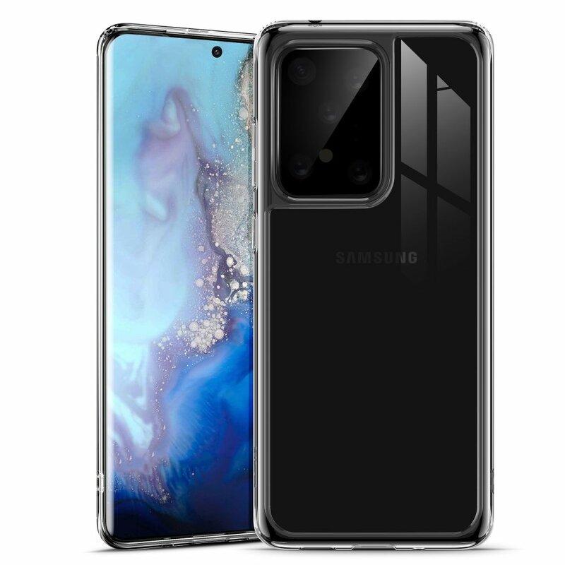 Husa Samsung Galaxy S20 Ultra 5G ESR Ice Shield - Clear