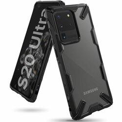 Husa Samsung Galaxy S20 Ultra 5G Ringke Fusion X - Black