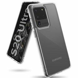 Husa Samsung Galaxy S20 Ultra 5G Ringke Fusion - Clear