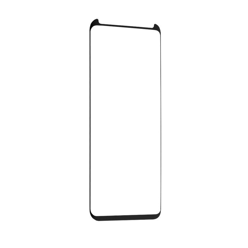 Folie Sticla Samsung Galaxy S9 Mocolo 3D Case Friendly - Black
