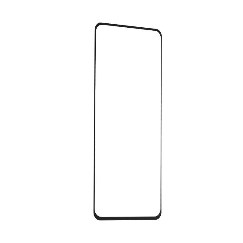 Folie Sticla Samsung Galaxy A71 Mocolo Full Glue 9H - Black