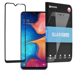 Folie Sticla Samsung Galaxy A20e Mocolo Full Glue 9H - Black