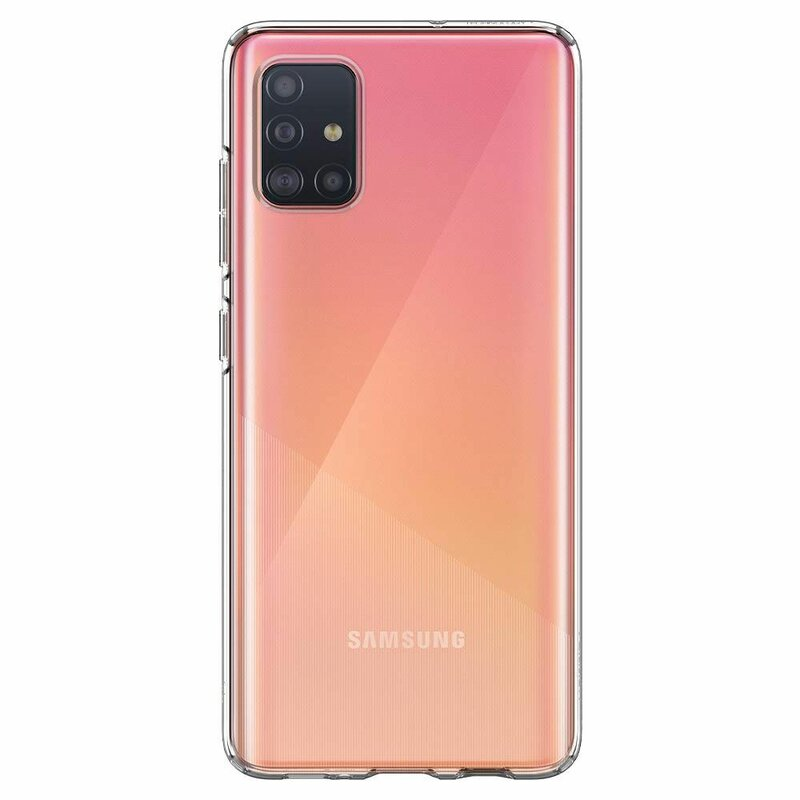 Husa Samsung Galaxy A51 Tech-Protect FlexAir - Crystal