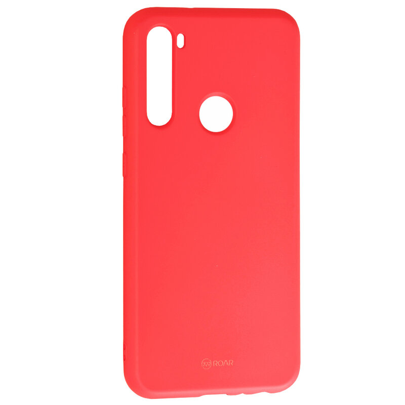 Husa Xiaomi Redmi Note 8T Roar Colorful Jelly Case - Roz Mat