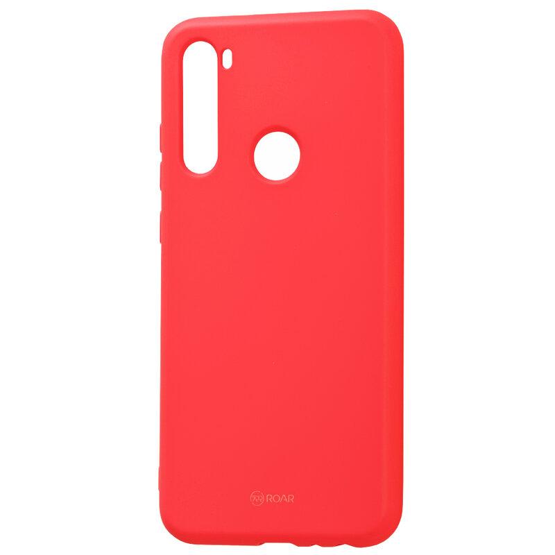 Husa Xiaomi Redmi Note 8T Roar Colorful Jelly Case - Roz Mat