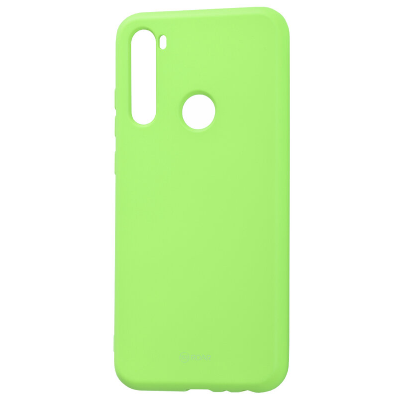 Husa Xiaomi Redmi Note 8T Roar Colorful Jelly Case - Verde Mat