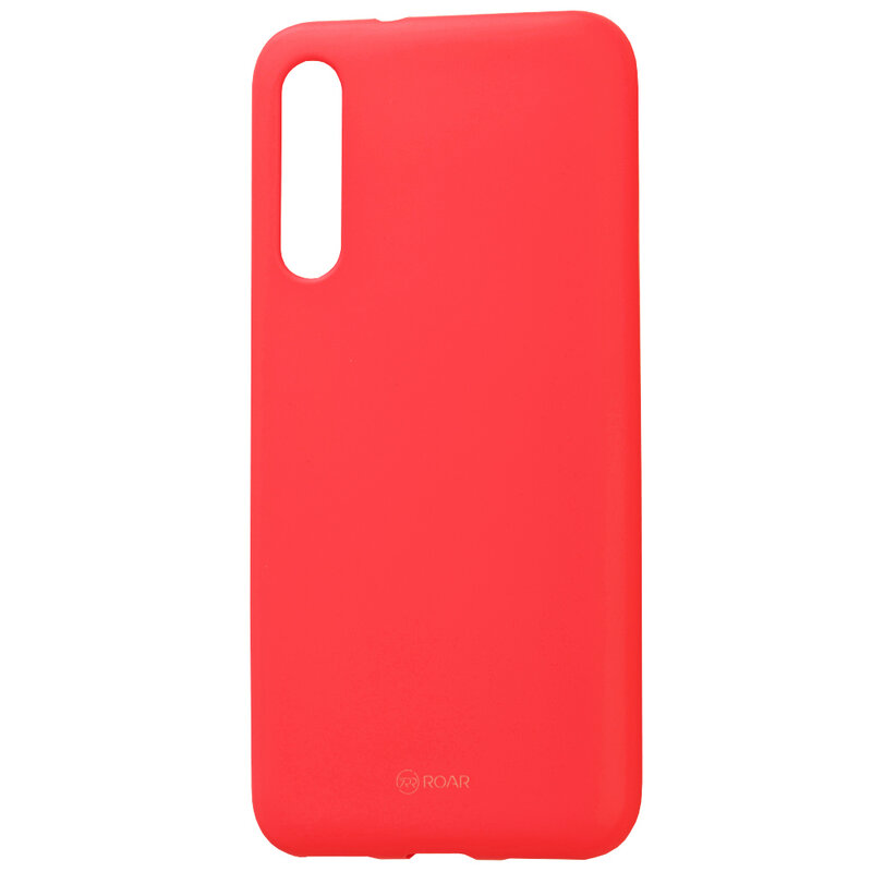Husa Xiaomi Mi A3 / Mi CC9e Roar Colorful Jelly Case - Roz Mat