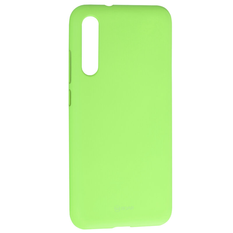 Husa Xiaomi Mi A3 / Mi CC9e Roar Colorful Jelly Case - Verde Mat