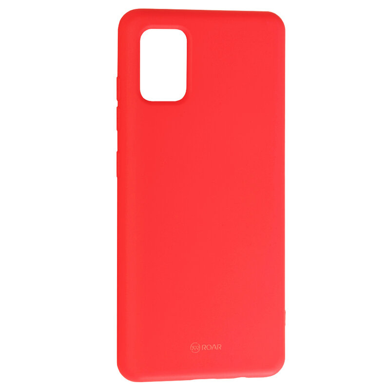 Husa Samsung Galaxy A51 Roar Colorful Jelly Case - Roz Mat