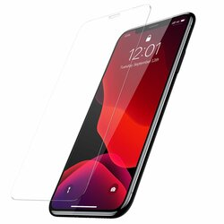 [Pachet 2x] Folie Sticla iPhone XS Baseus Full-Glass Tempered Film - SGAPIPH58-LS02 - Clear
