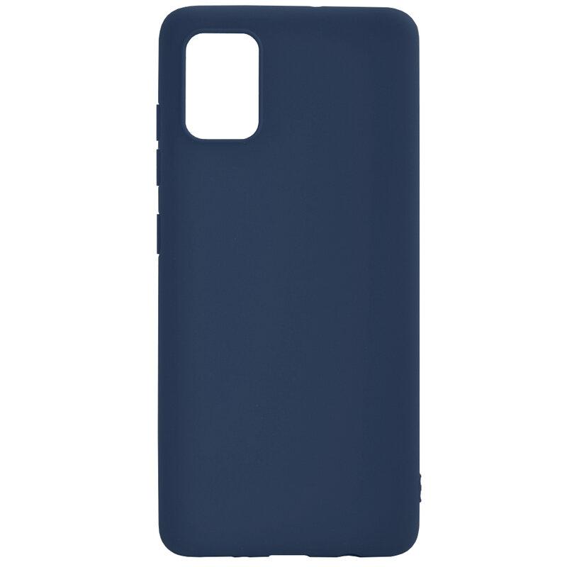 Husa Samsung Galaxy A51 Soft TPU - Albastru