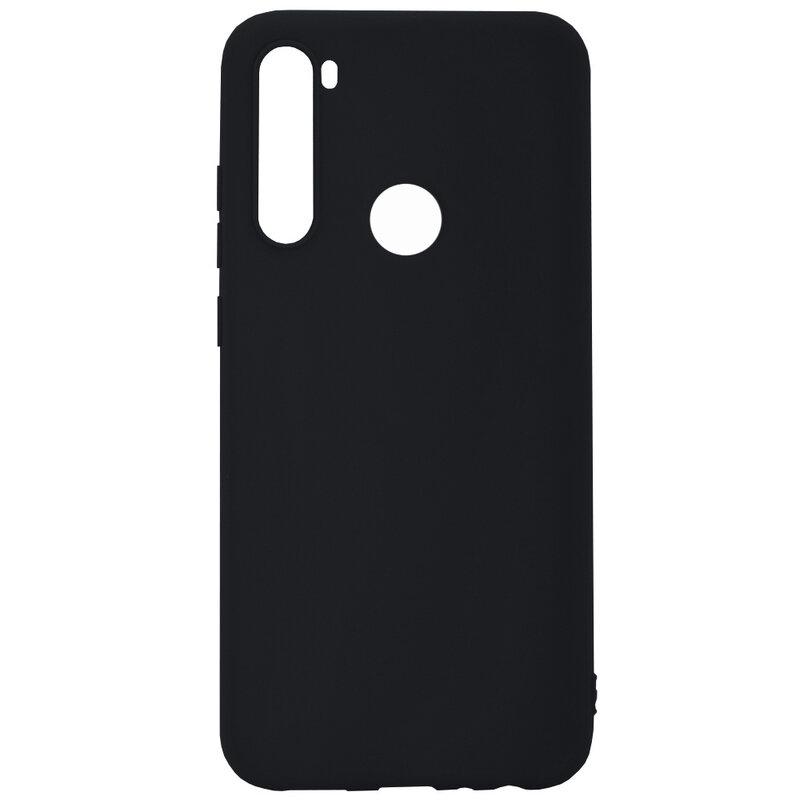Husa Xiaomi Redmi Note 8T Soft TPU - Negru