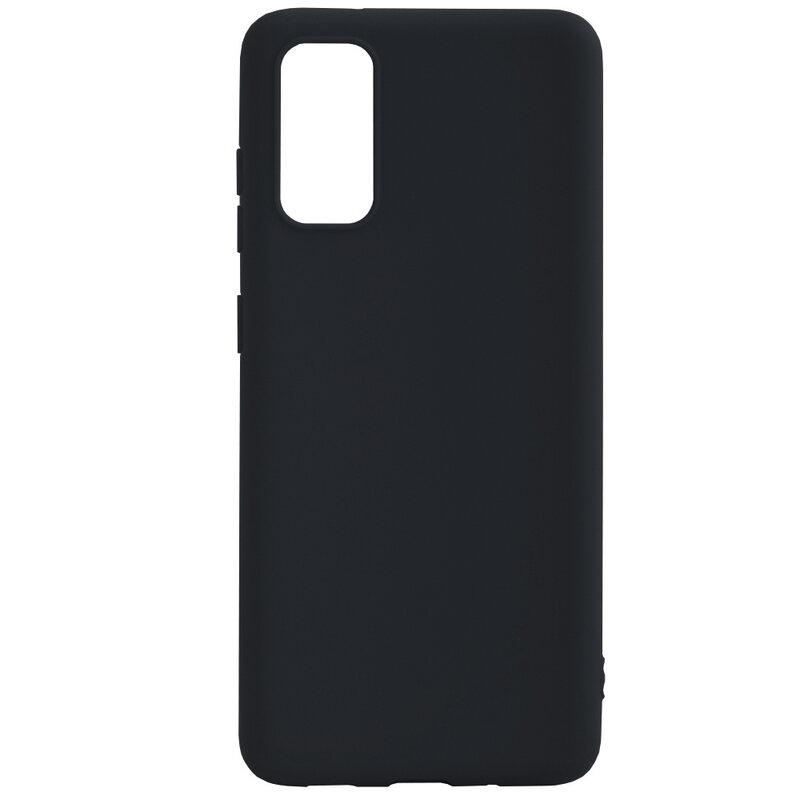 Husa Samsung Galaxy S20 Soft TPU - Negru