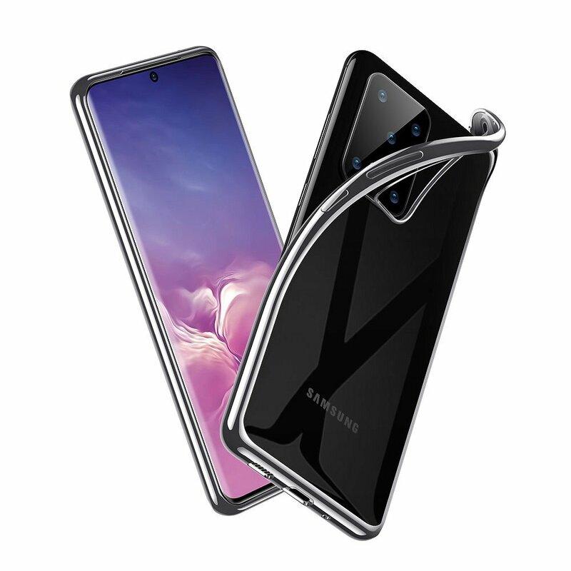 Husa Samsung Galaxy S20 Ultra 5G ESR Essential Crown - Argintiu
