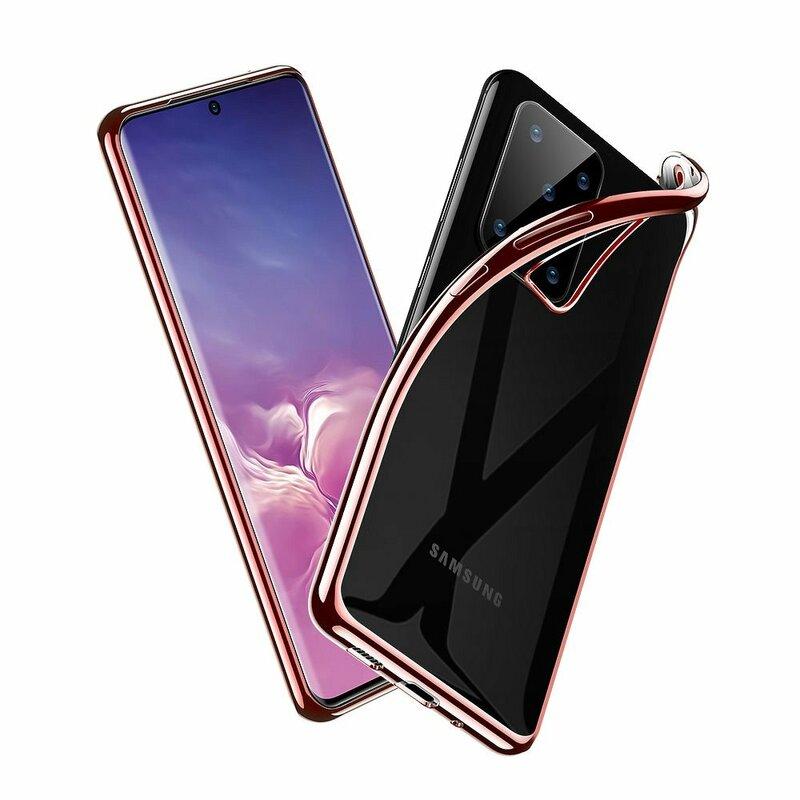 Husa Samsung Galaxy S20 Ultra 5G ESR Essential Crown - Rose Gold