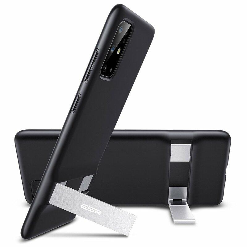 Husa Samsung Galaxy S20 Plus 5G ESR Air Shield Boost - Negru