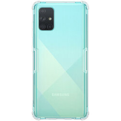 Husa Samsung Galaxy A71 Nillkin Nature UltraSlim - Transparent