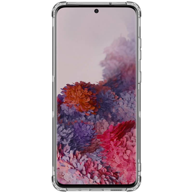 Husa Samsung Galaxy S20 5G Nillkin Nature UltraSlim - Fumuriu