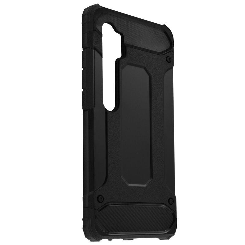 Husa Xiaomi Mi CC9 Pro Hybrid Armor - Negru